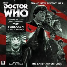 Doctor Who: The Forsaken Audio CD - SIGNED COPY