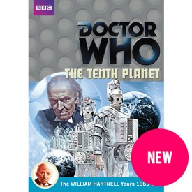 Doctor Who: The Tenth Planet DVD (Region 2)