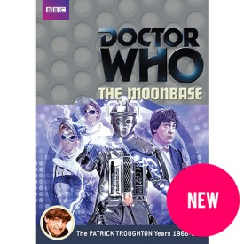 Doctor Who: The Moonbase DVD (Region 2)