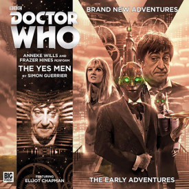 Doctor Who: The Yes Men Audio CD - SIGNED COPY